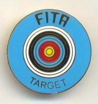 Target Blauw